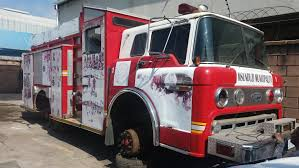 Ford Fire Truck | Junk Mail