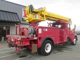2005 Kenworth T300 Digger Derrick Truck For Sale, 88,025 Miles ...