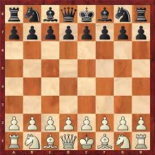 Chess Rules Starting Position
