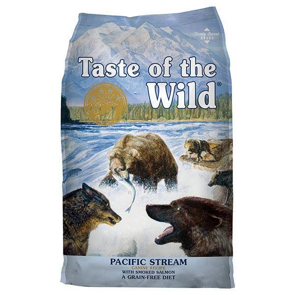Taste of The Wild Pacific Stream Dry Dog Food - 14-lb