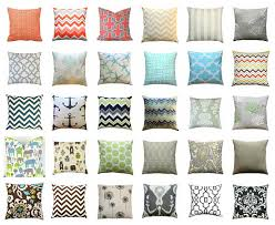 Decorative Couch Pillow Covers by Clearance Throw Pillow Covers Decorative Pillows Cheap