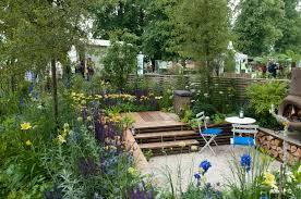 Simple Flower Home Garden Ideas 5141