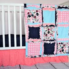 Etsy Baby Bedding by Nursery Beddings Coral Baby Bedding Etsy As Well As Coral Gold
