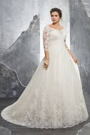 1 4 2018 Off The Shoulder 3 Length Sleeve A Line Tulle Wedding Dresses With Applique