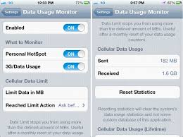 Ways to Cut Short Data Usage over iPhones