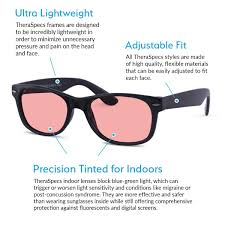 Fashion Colorblindness Corrective Glasses With Box For Red Green