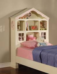 Powell Doll House Twin Size Storage Bed PW 292 039 040 041 at