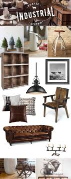 17 Best Ideas About Rustic Industrial Decor On Pinterest