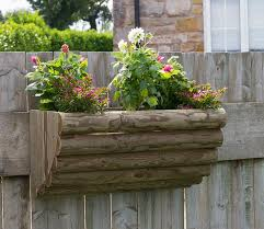 Secure Online Purchasing Of Many Garden Products Including The Bristol Rustic Wall Planter