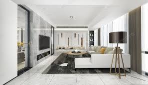 3d rendering loft luxus wohnzimmer mit regal in der nähe esszimmer foto dit26978 auf envato elements