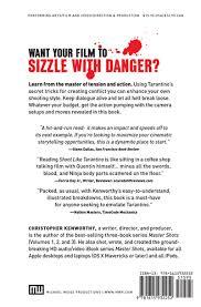 Visual Secrets Of Dangerous Storytelling Img Book 15 0609 Shoot Like Tarantino