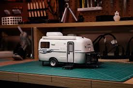 Casita Travel Trailer Miniature