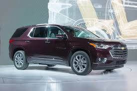 100 Traverse Truck GMs Future SUVs And Crossovers Lighttruck Based Heavy Sales