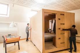 cabane dans la chambre et si vous commandiez une cabane en bois pour noël