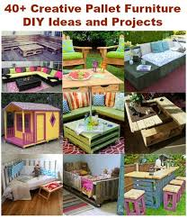Nice Easy Pallet Ideas 30 Creative Furniture DIY And Projects