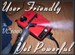 vapor steam cleaner vc 3000 home powerful vapor steam cleaner