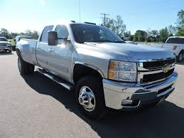 Used 2012 Chevrolet Silverado 3500 LTZ. Diesel. 4X4. Leather. Dually ...