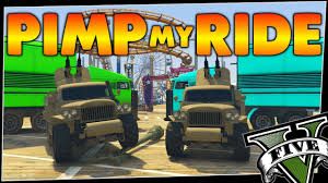 GTA 5 - Pimp My Ride ON TOUR #215 | HALF-TRACK | Car Customization ... My Car Final For Gta San Andreas Pimp My Ride Youtube Gaming Lets Play 18 Wheels Of Steel American Long Haul 013 German Wash Game Android Apps On Google Street Racing Short Return The Post Your Pimp Decks Here Commander Edh The Mtg V Pimp My Ride Bravado Rattruck Hill Climb 2 Jeep Tunning Parts New 5 On Tour 219 Dune Fav Customization 6x07 Lailas 1998 Plymouth Grand Voyager Expresso Ep3 Nissan 240x Simplebut Fly
