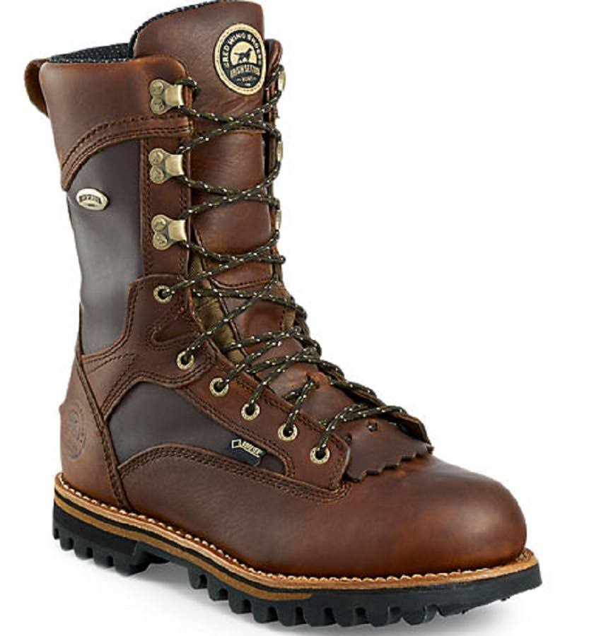Irish Setter Men's 882 Elk Tracker Waterproof Big Game Hunting Boot - Brown, 11 USM
