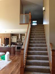 Parade Of Homes   Chippewa Valley Home Builders Association Parade ... 78 Best Stairs In Homes Images On Pinterest Architecture Interior Stair Banisters Railings For Residential Building Our First Home With Ryan Half Walls Vs Pine Modern Banister Styles Unique And Creative Staircase Designs 20 Hodorowski Foyers And The Stairs Are A Fail But The Banister Is Bad Ass Happy House Baby Proofing Child Safe Shield 77 Spindle Handrail Best 25 Split Entry Remodel Ideas Netting Safety Net Gallery
