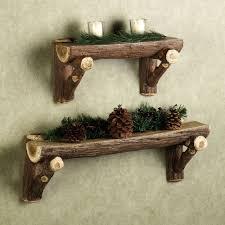 Full Size Of Wall Decor Shelves Ideas Wood Rustic Shelving Christmas Decorations Decorative Set
