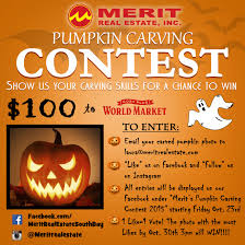 Pumpkin Contest Winners 2015 by Merit Real Estate U0027s First Annual Pumpkin Carving Contest 2015
