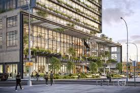 100 Greenwich Street Project St Johns Terminal Project By Hudson River Park In