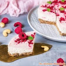 low carb himbeer joghurt torte ohne backen rezept ohne zucker