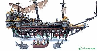 Lego Ship Sinking 2 by Lego Pirates Of The Caribbean Dead Men Tell No Tales 71042 Silent