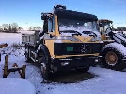 100 4x4 Dump Truck For Sale MERCEDESBENZ 1729 4X4 SHOWROOM CONDITION Dump Trucks For Sale