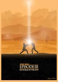 Star Wars Prequel Trilogy Posters
