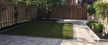 100 Backyard By Design Interlocking Patio Installation In Richmond Hill GTA