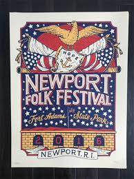Festival Posters 2016 Newport Music