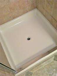 how to fix a cracked shower pan colorado tub repair