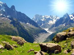 mountain ranges of europe the alps facts and images for
