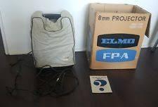 vintage projectors screens in brand elmo format 21