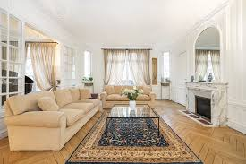 Paris Themed Living Room Decor by Apartment Extraordinary Parisian Apartment Decor With Beige