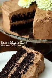 Classic Moist Chocolate Cake with Whipped Vanilla Buttercream