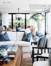 100 European Interior Design Magazines Belle Magazine May 2018 Lynda Kerry