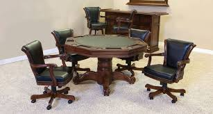 Winslow Game Table Set