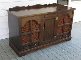 Magnavox Record Player Cabinet Astro Sonic by Zenith Console Stereo Model J903pn Antique Appraisal Console