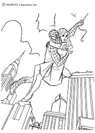 Full Image For Ultimate Spider Man Coloring Page Activities Marvel Lego Spiderman Pages Games