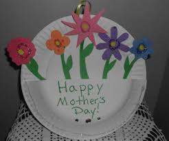 A Kids Craft Project For Mothers Day How To Make Paper Flowers Basket