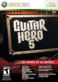 Amazon.com: Guitar Hero 5 - Xbox 360 (Game Only): Video Games