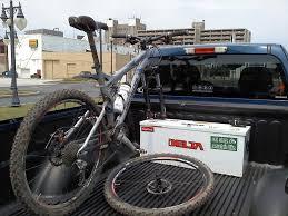 Truck Bed Carriers- Mtbr.com Thule Toyota Tacoma 62018 Thruride Truck Bed Mount Bike Rack Tonneau Covers Arm For Bikes Inno Velo Gripper Storeyourboardcom Review Of The Bedrider On A 2002 Retraxone Mx Retractable Cover Trrac Sr Ladder Racks Ideas Patrol Bicycle Rider Pickup Lovely Trucks Mini Japan Proride Amazoncom Xsporter Pro Multiheight Alinum Rei Hitch Also As Well