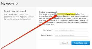 Forgot Apple ID Password How to Get it Back