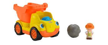 100 Little People Dump Truck FisherPrice Rumblin Rocks Only 730 Reg