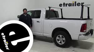 100 Pickup Truck Racks Review Rola Ladder Racks 2016 Ram 1500 59742 Etrailercom YouTube