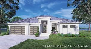 Modern Houseplans Modern House Plans Contemporary Designs Sater Design