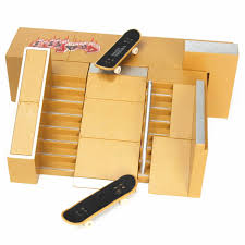 Tech Deck Finger Skateboard Tricks by Skate Park Ramp Parts For Tech Deck Finger Board Finger Board